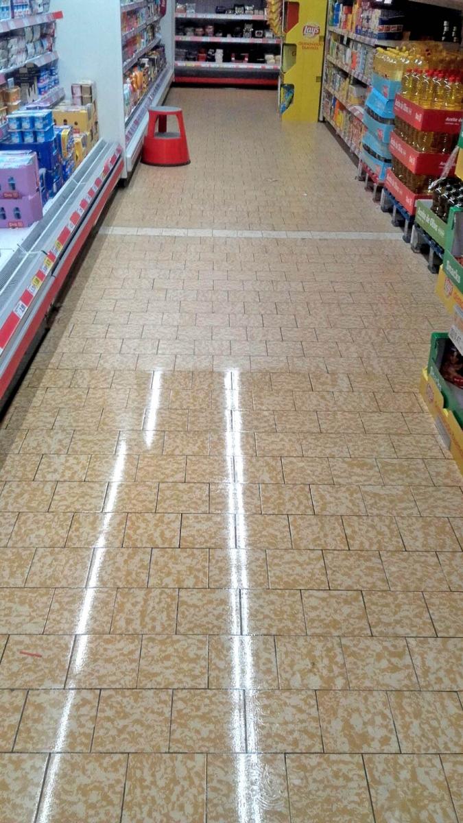 Tratamiento de suelos terrazo gres hormig n novatec group - Suelos de hormigon ...